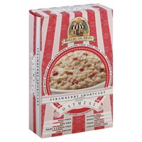 Bakery on Main Oatmeal Strawberry Shortcake - 6 CT