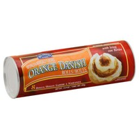 Hill Country Fare Orange Danish Rolls