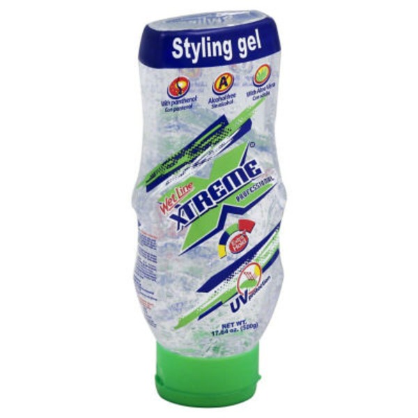 Wet Line Xtreme Professional Clear Extra Hold Styling Gel