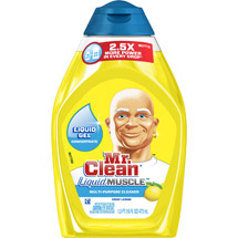 Mr. Clean Liquid Muscle Crisp Lemon Multi-Purpose Cleaner