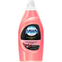 Dawn Ultra Hand Renewal Pomegranate Splash Scent Dishwashing Liquid