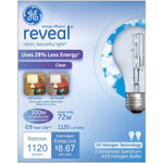 GE energy-efficient reveal® clear 72 watt A19