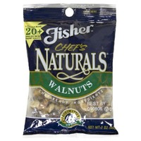 Fisher Chef's Naturals Halves & Pieces Walnuts
