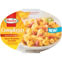 Hormel Compleats Good Mornings Bacon Breakfast Scramble