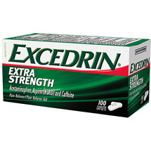 Excedrin Extra Strength Pain Reliever/Pain Reliever Aid