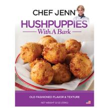 Chef Jenn Hushpuppies With A Bark