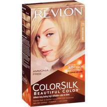 Colorsilk Beautiful Color Hair Color Kit #71 Golden Blonde