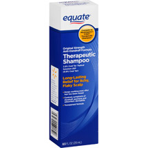Equate Therapeutic Dandruff Shampoo 8.5 Fl Oz