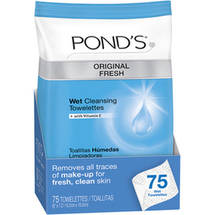 Pond's Original All-Day Clean Wet Cleansing Towelettes