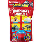 Nabisco Barnum's Animals Crackers Snak-Saks