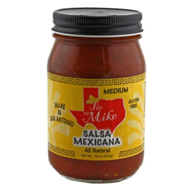 Tio Mike's Mexicana Medium Salsa