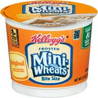 Kellogg's Frosted Mini-Wheats Bite Size Original Cereal