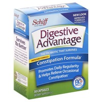 Digestive Advantage Probiotic Constipation Formula Dietary Supplement