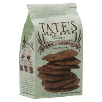 Tate's Bake Shop Whole Wheat Cookies Dark Chocolate