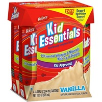 Boost Kid Essentials Vanilla Nutritionally Complete Drink