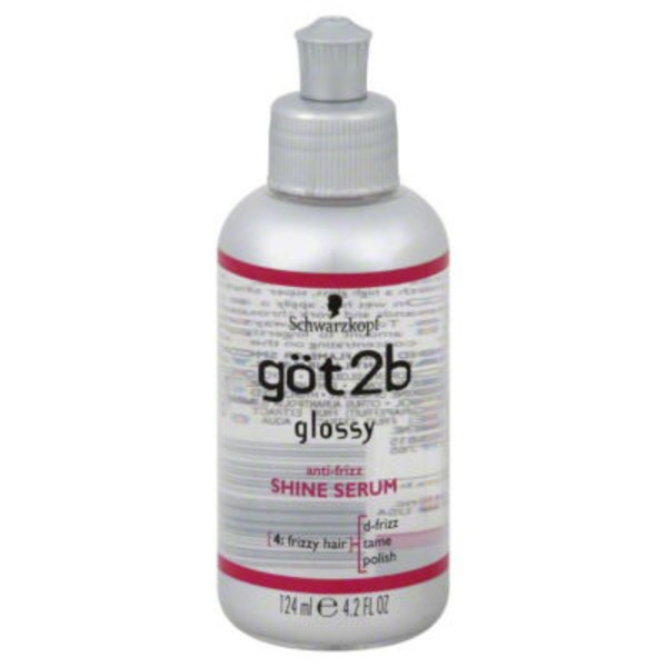 Got2 B Glossy Anti-Frizz Shine Serum