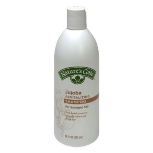 Nature's Gate Revitalizing Shampoo Jojoba + Sacred Lotus