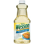 Wesson Pure 100% Natural Vegetable Oil
