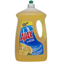 Ajax Super Degreaser Lemon Dishwashing Liquid