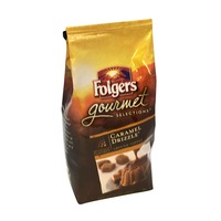 Folgers Gourmet Selections Ground Coffee Caramel Drizzle