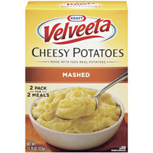 Kraft Cheesy Mashed Potatoes