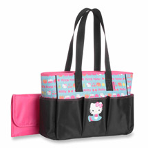 Sanrio Hello Kitty Tote Diaper Bag
