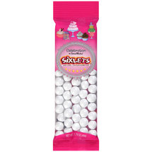 Celebration Shimmer White Sixlets Candy