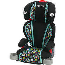 Graco Highback TurboBooster Booster Car Seat Miami