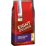 Eight O'Clock Dark Italian Espresso Ground Coffee