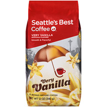 Seattle's Best Vanilla Flavored Ground Coffee