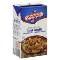 Swanson's Beef Broth