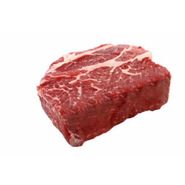 Boneless All Natural Chuck Steak