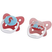 Dr. Brown's PreVent Orthodontic Butterfly Pacifier