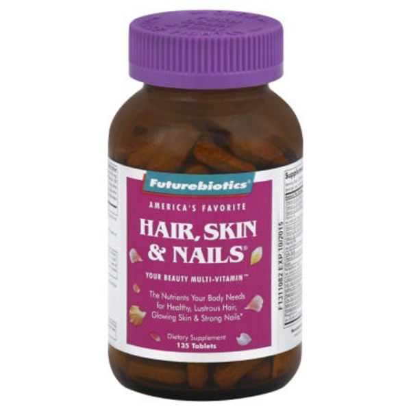 Futurebiotics Hair, Skin & Nails Beauty Multivitamin