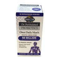 Garden of Life Once Daily Men's, Digestive+ Immune System