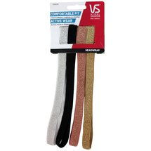 Vidal Sassoon Pro Series Metallic Mylar Headwraps