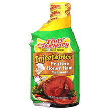 Tony Chachere's Injectables Praline Honey Ham Marinade