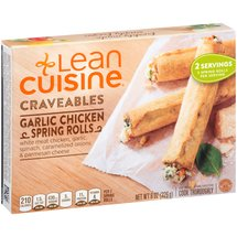Lean Cuisine Culinary Collection Garlic Chicken Spring Rolls