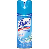 Lysol Spring Waterfall Scent Disinfectant Spray
