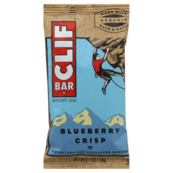 Clif Bar® Blueberry Crisp Energy Bar