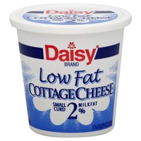 Daisy Low Fat 2% Milkfat Small Curd Cottage Cheese
