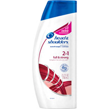 Head & Shoulders Full & Strong 2 in 1 Dandruff Shampoo + Conditioner