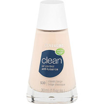 CoverGirl Clean Oil Control Foundation CLASSIC BEIGE 530