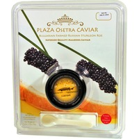 Plaza Caviar Farmed Russian Osetra Caviar with Spoon