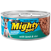 Purina Mighty Dog Food With Lamb & Rice