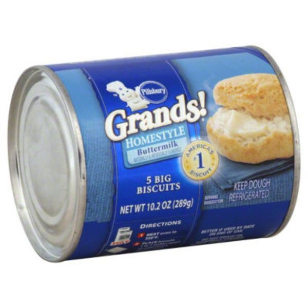 Pillsbury Grands! Homestyle Buttermilk Biscuits