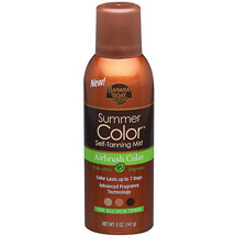 Banana Boat Sunless Tanning Spray Citrus Mist