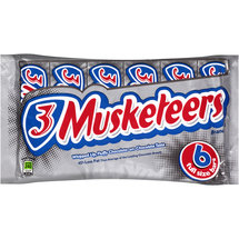 3 Musketeers Full Size Candy Bars
