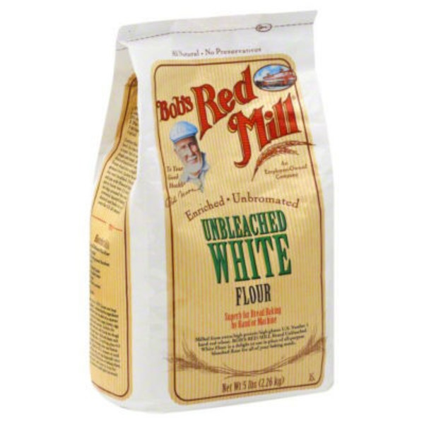 Bob's Red Mill Unbleached White All-Purpose Flour