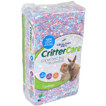 Critter Care Confetti Bedding for Small Animals